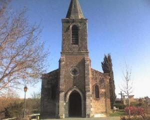 Eglise Vue de Face